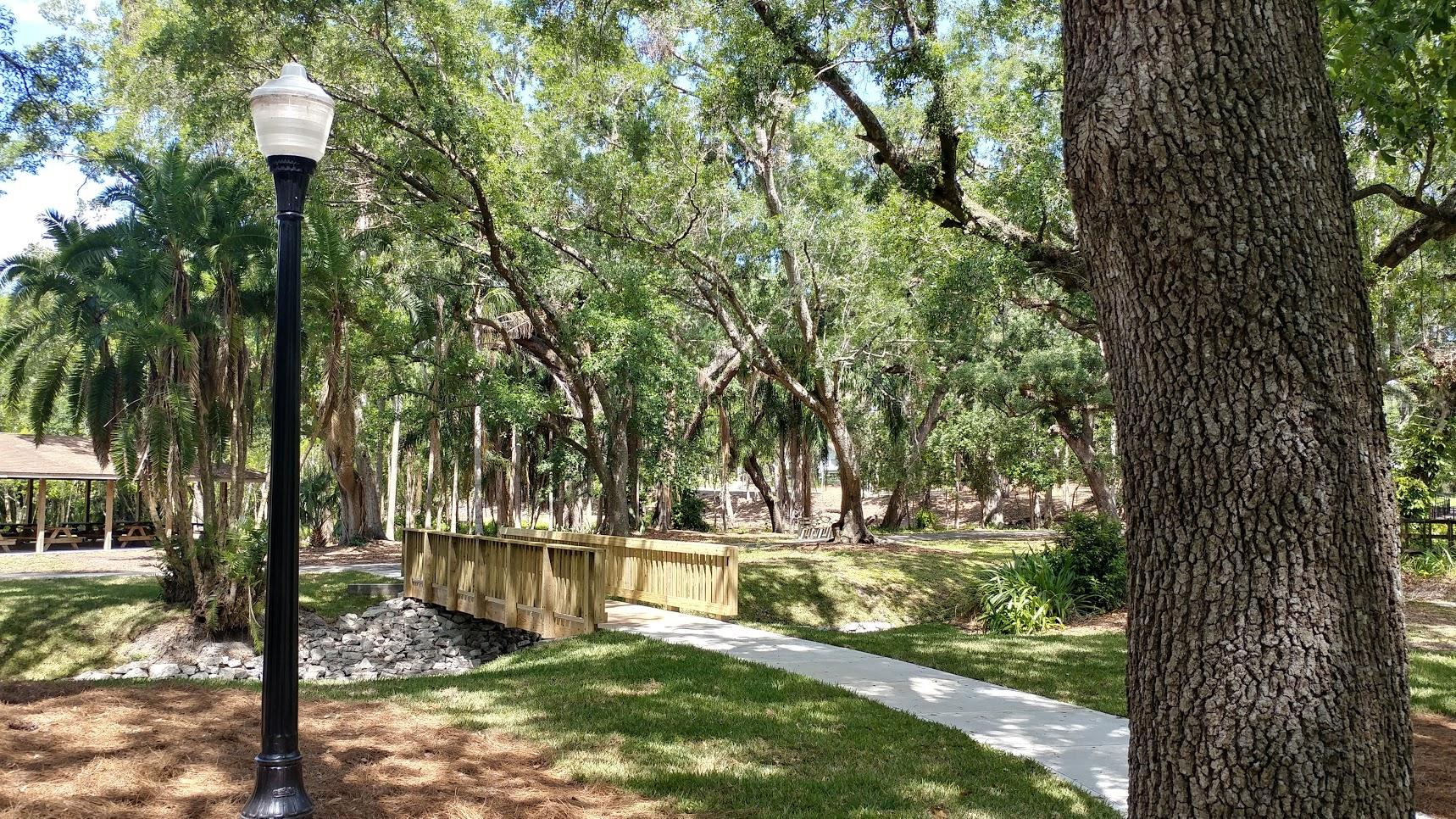 City of Orlando Langford Bridge