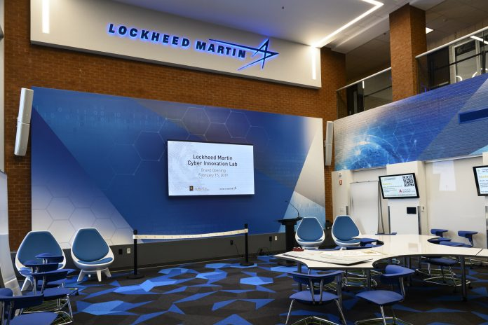 UCF Lockheed Martin Cyber Lab