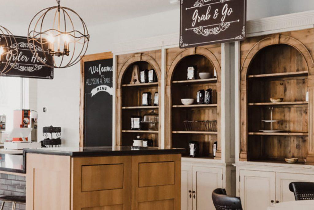 Allyson Bakery Tenant Buildout