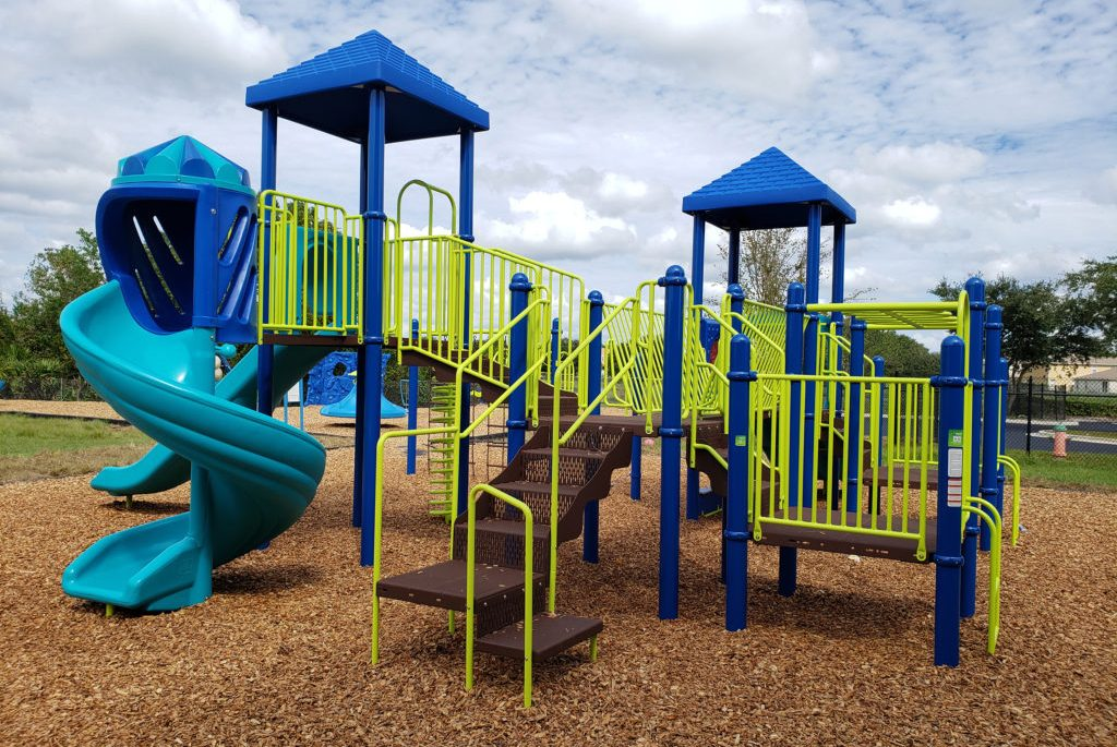OCPS Camelot Elementary Play Structure