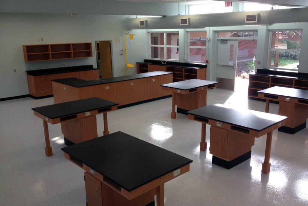Daytona State College Marine and Environmental Lab Renovation