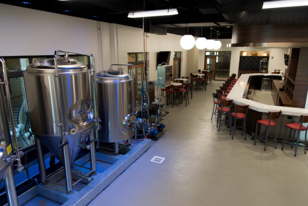 Daytona State College Brewery Buildout