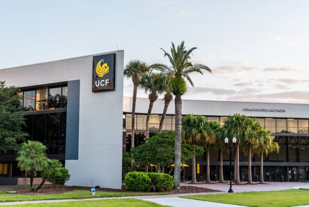 UCF Communications and Media Building Renovation