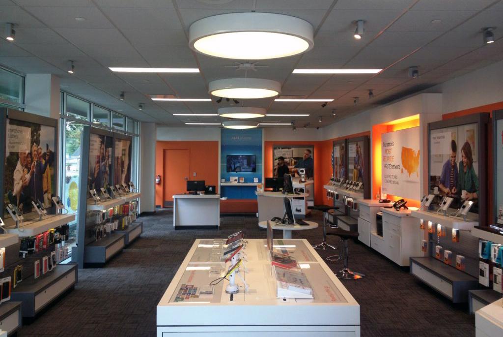 AT&T Tenant Buildout