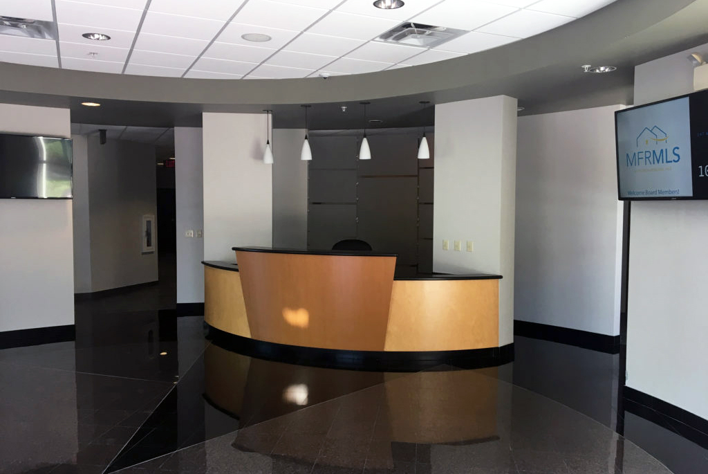My Florida Real Estate Office Renovation
