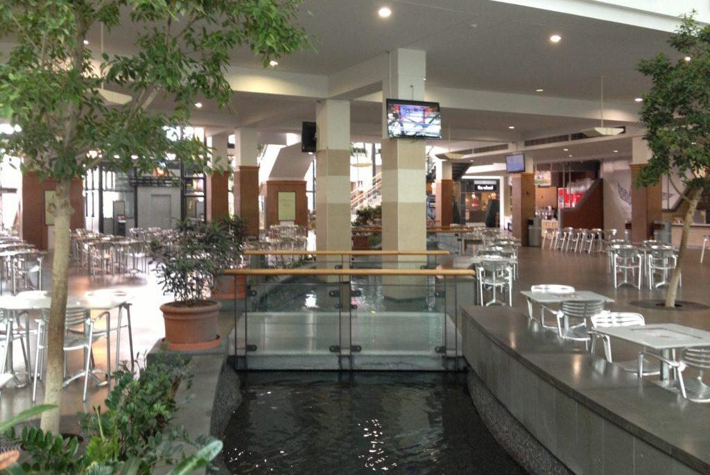 Oviedo Mall Food Court Renovation