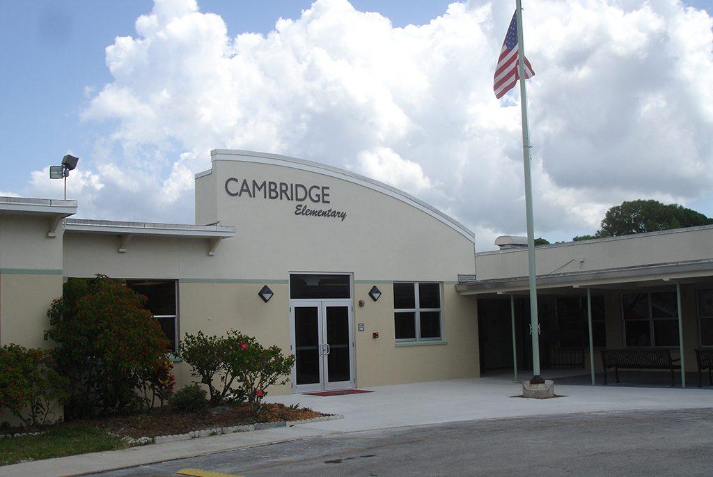 Cambridge Elementary School Renovation