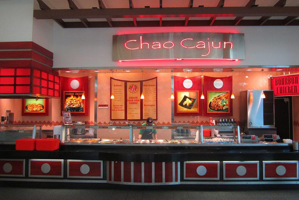 Chao Cajun Tenant Buildout