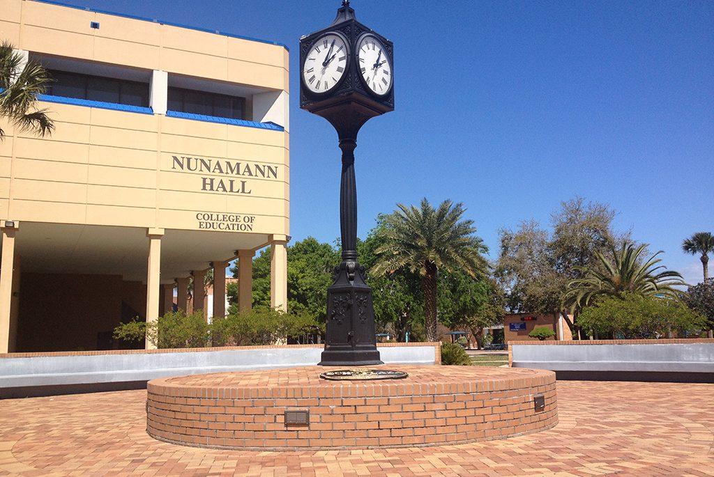 Daytona State College Clock Tower