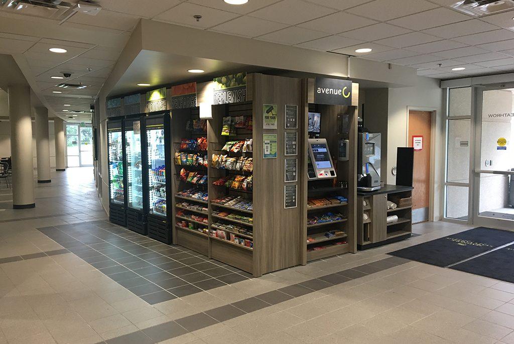 Seminole State College Kiosk