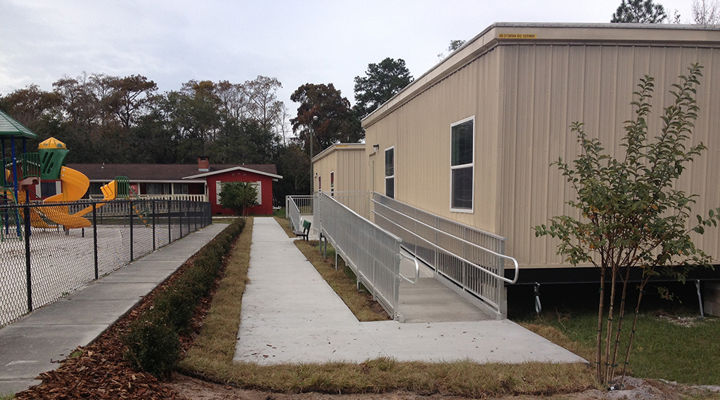 Private School Modular Construction