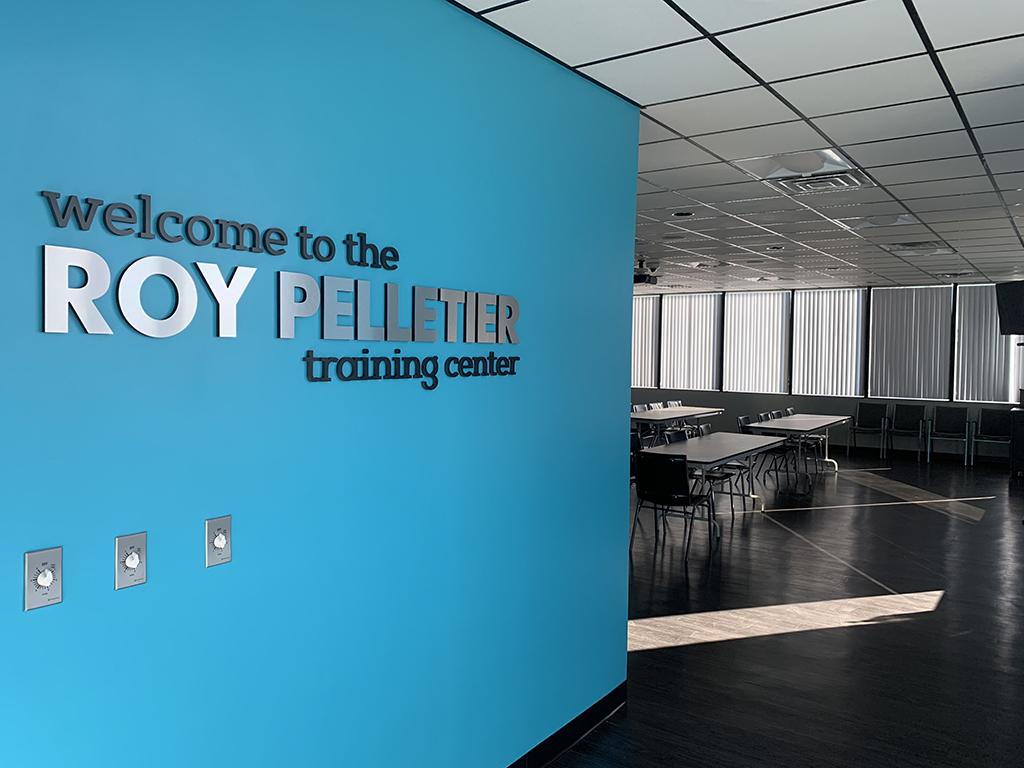 City of Orlando Roy Pelletier Training Center Renovation