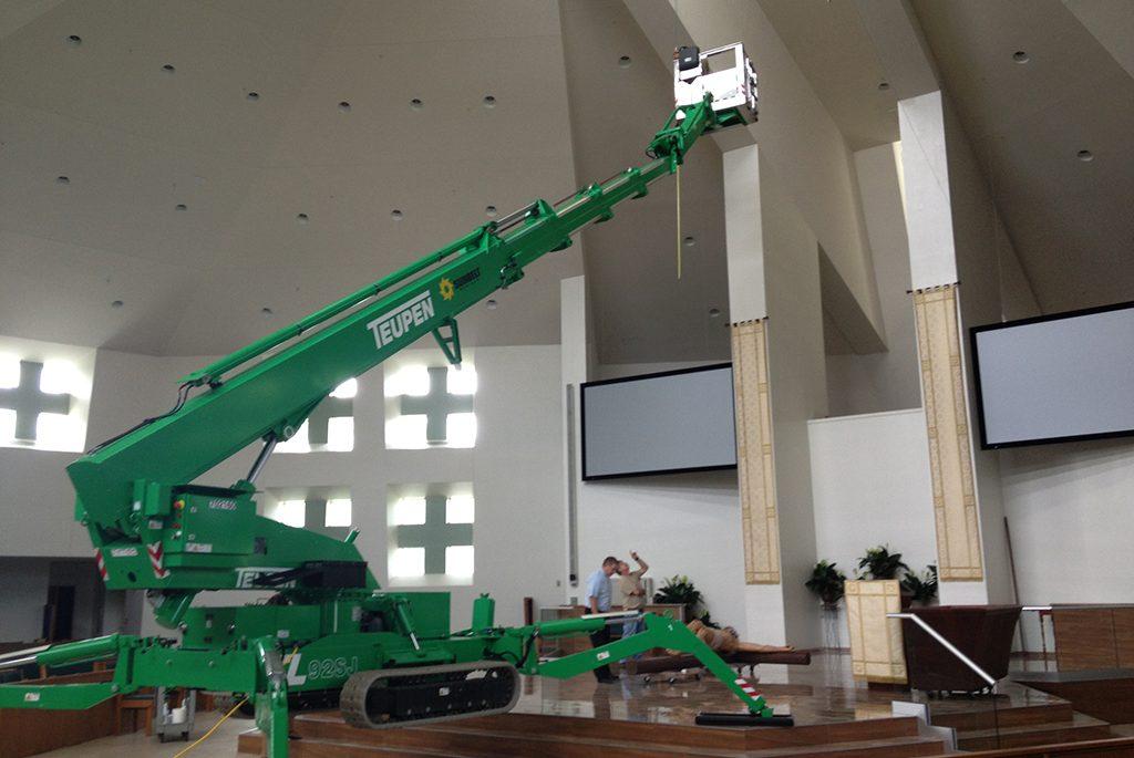St. Isaac Jogues Church Renovation