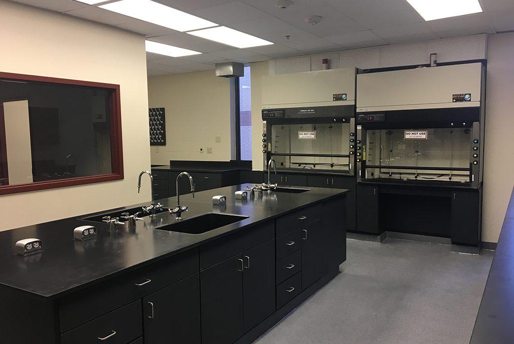 UCF Anthropology Lab Renovation
