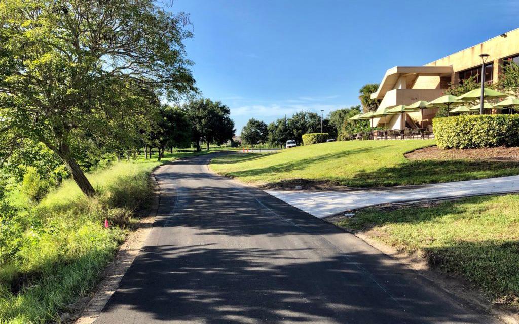 Valencia College Multipurpose Path