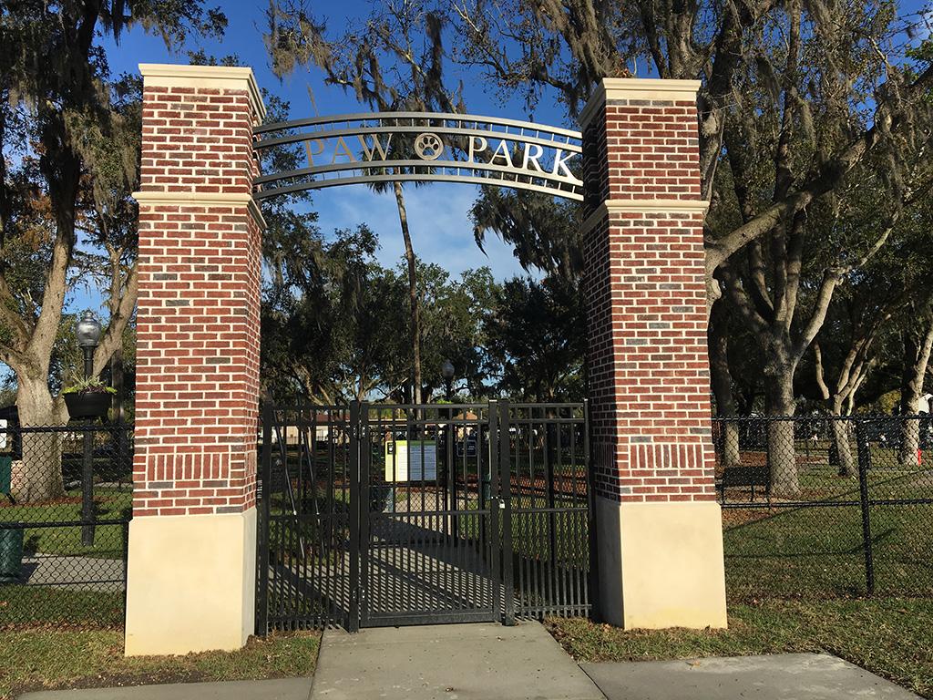 City of Sanford Paw Park