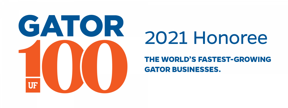 Ovation Honored as Gator100 Company for Second Year Straight